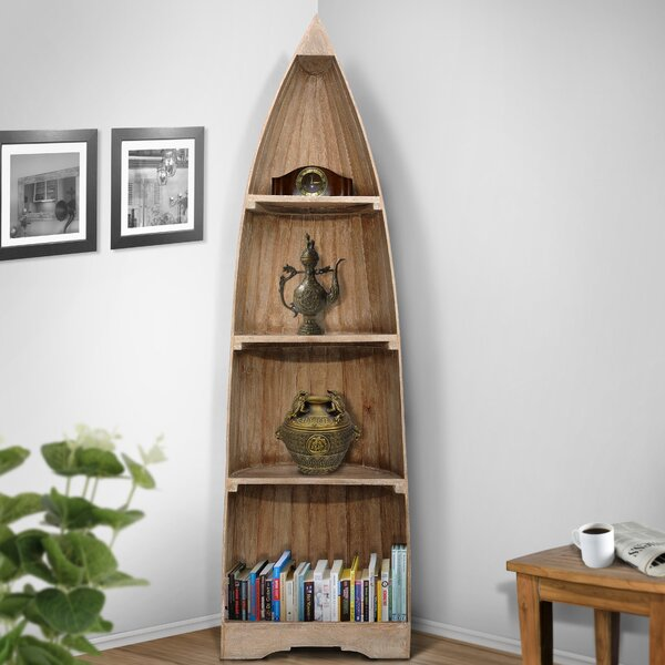 Boat Bookcase By Casual Elements