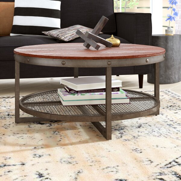 Isola Coffee Table by Trent Austin Design