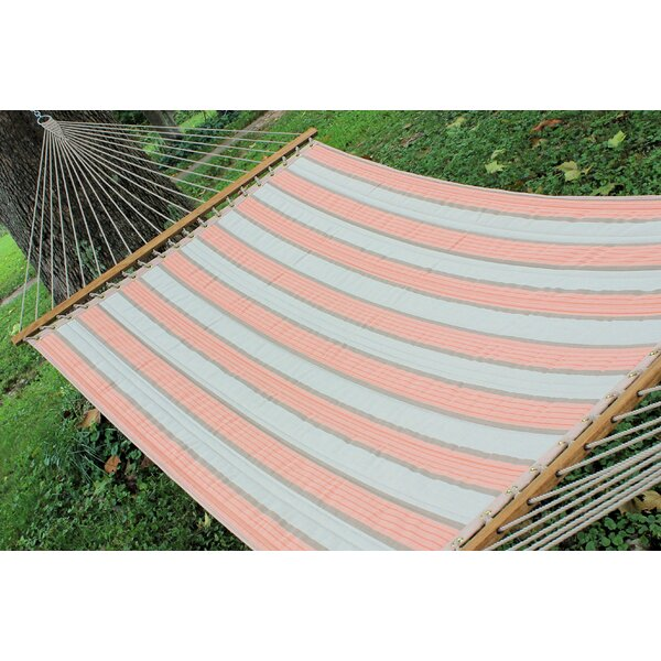 Sunbrella Quilted Tree Hammock by Twin Oaks Hammocks