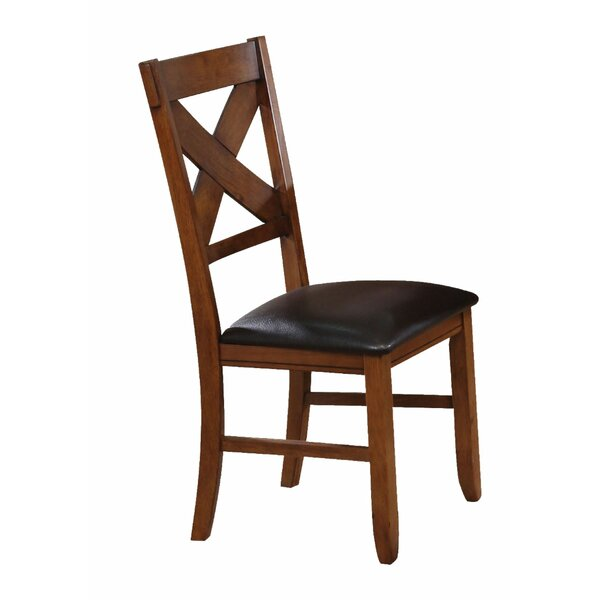 Lievin Wooden Side Chair (Set Of 2) By Charlton Home