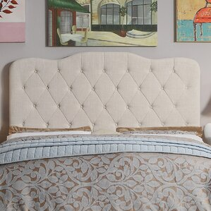 Elian Tufted Upholstered Panel Headboard by Mulhouse Furniture
