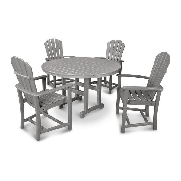 Palm Coast 5 Piece Dining Set by POLYWOOD®