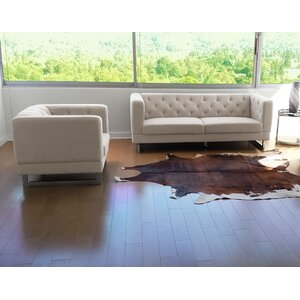 Obregon 2 Piece Living Room Set by Orren Ellis