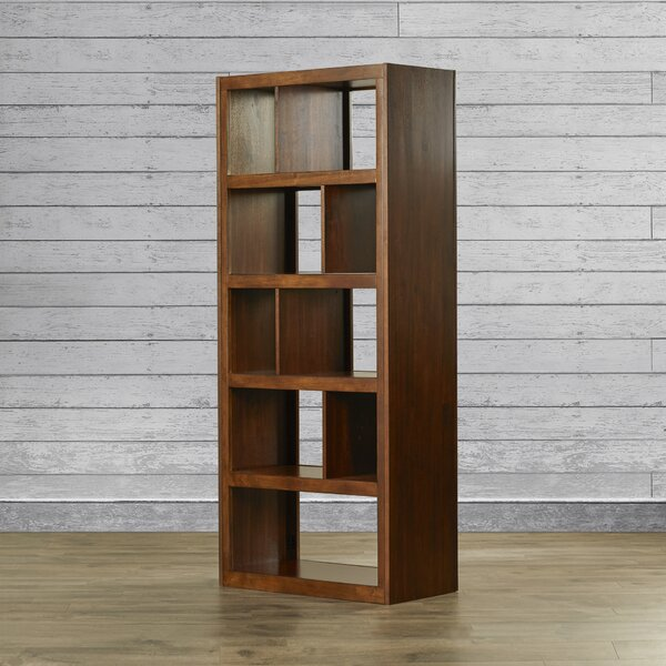 Bouley Cube Unit Bookcase by Three Posts
