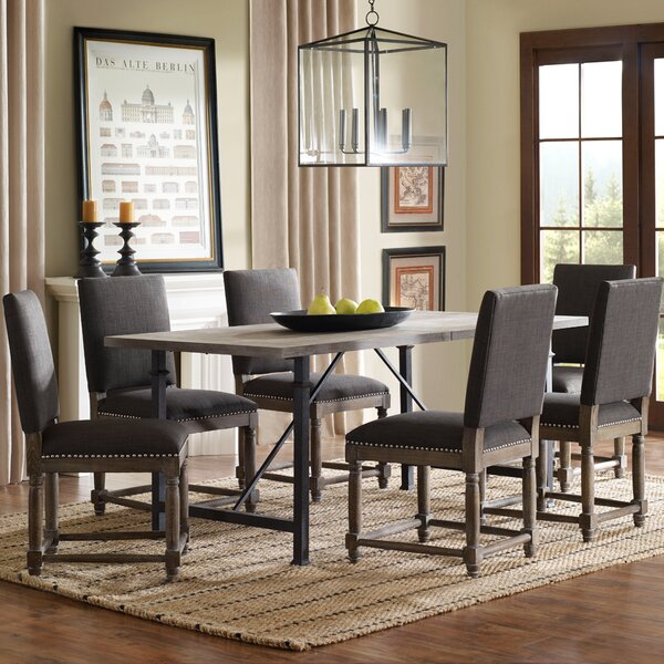Remy 7 Piece Dining Set by Laurel Foundry Modern Farmhouse