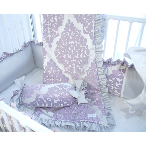 Orchid Petal Quilt by Blueberrie Kids
