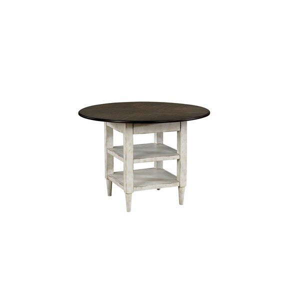 Harriet Drop Leaf Dining Table by Gracie Oaks