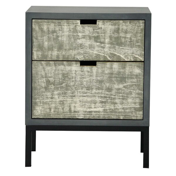 Plympt 2 Drawer Accent Chest by Williston Forge