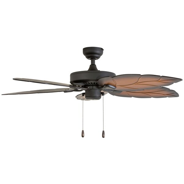 52 Wetherington 5 Blade Ceiling Fan by Bay Isle Home