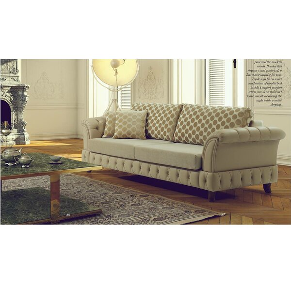 Winter Shop Keifer Sofa by Everly Quinn by Everly Quinn