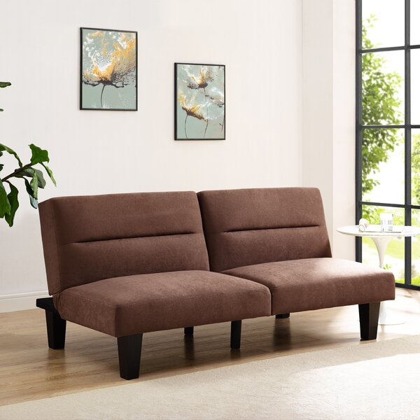 Spindler Convertible Sofa by Ebern Designs