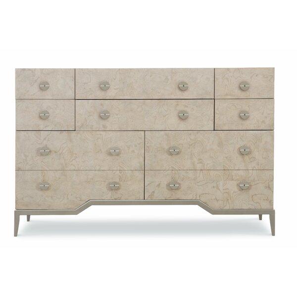 Serenity Paloma 8 Drawer Dresser by Fine Furniture Design
