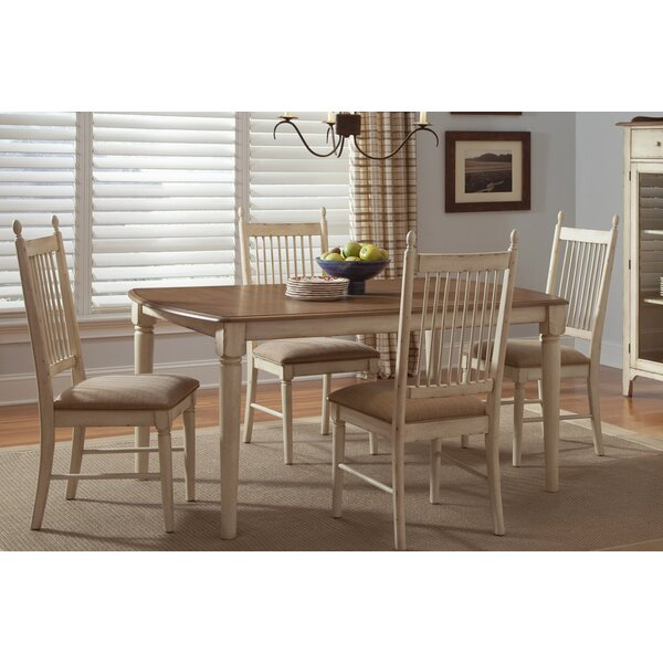 Cottage Cove Extendable Butterfly Leaf Dining Table By Liberty Furniture