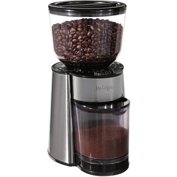 Electric Burr Coffee Grinder by Mr. Coffee