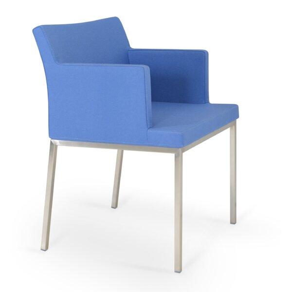 Polo Four Leg Armchair by sohoConcept