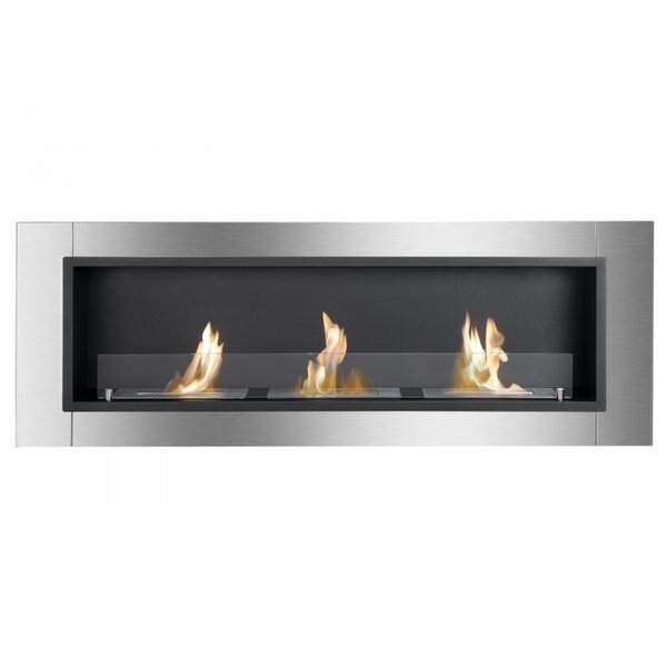 Ardella Wall Mounted Ethanol Fireplace by Ignis Products