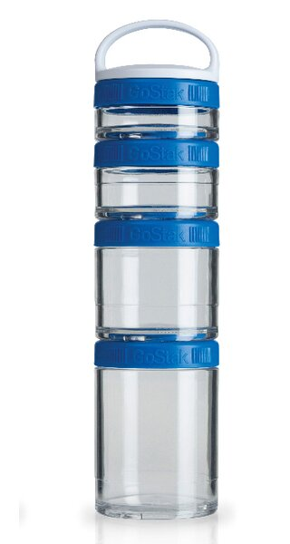 Go Stak Starter 4 Container Food Storage Set by Sundesa