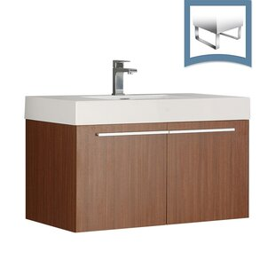 Vista 35 Single Bathroom Vanity Set By Fresca