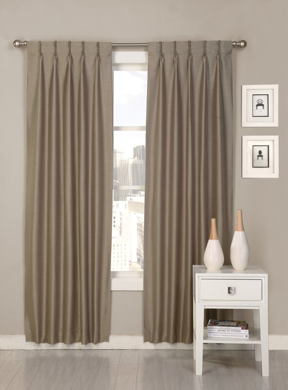 Pinch Pleat Curtain Pictures Curtain Menzilperde Net