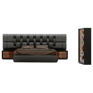 Berkley Panel 4 Piece Bedroom Set