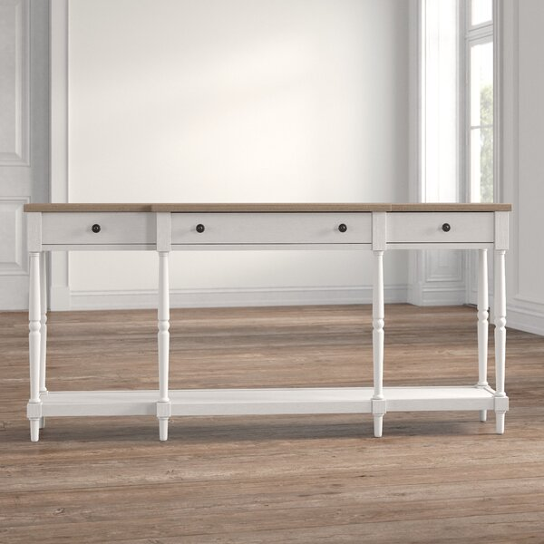 Aleman 70'' Console Table By August Grove