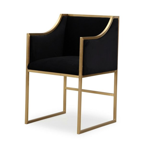 Ravenna Upholstered Dining Chair by Everly Quinn