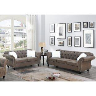 Schlegel 2 Piece Living Room Set by Alcott Hill®