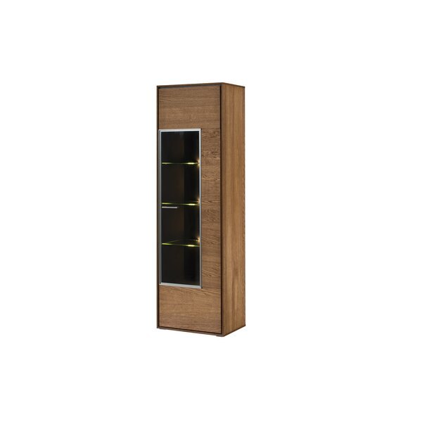 Brunelle Right Door Lighted China Cabinet by Brayden Studio