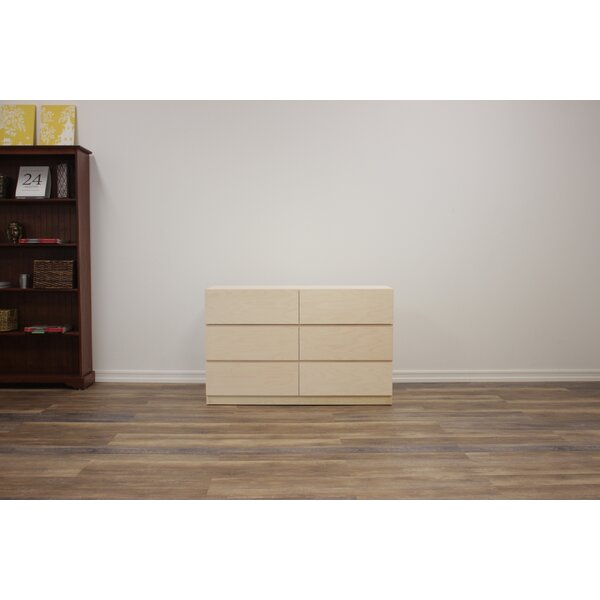 Dondale 6 Drawer Double Dresser by Latitude Run