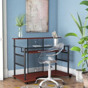 Affordable Price Holiman Desk By Wrought Studio