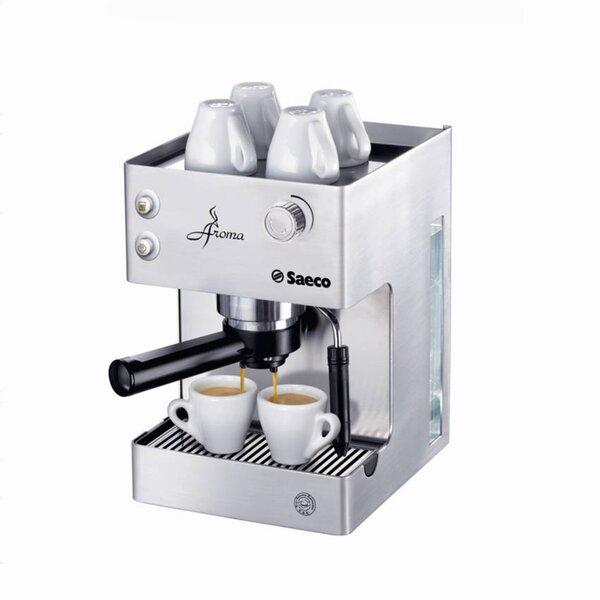 Aroma Redesign Pump Driven Espresso Machine by Saeco