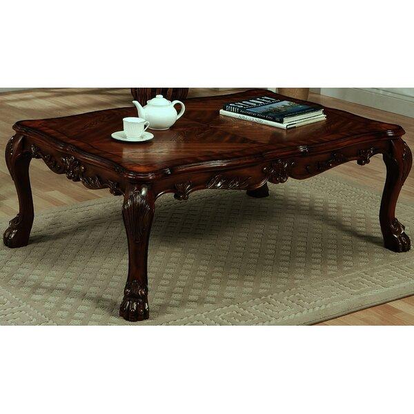 Tobin Coffee Table by Fleur De Lis Living