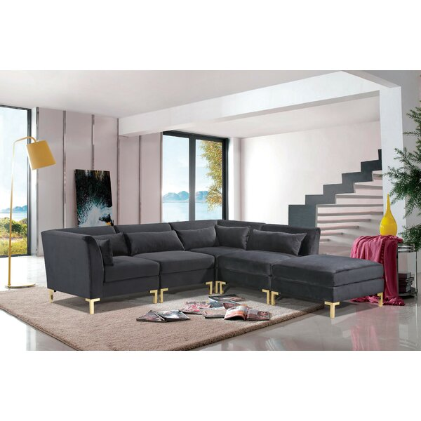 SantaFe Modular Sectional by Mercer41