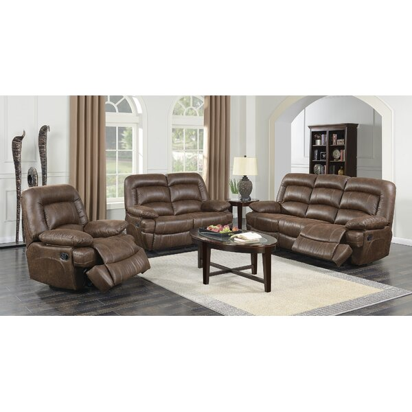 Crew Reclining Configurable Living Room Set By Red Barrel Studio New