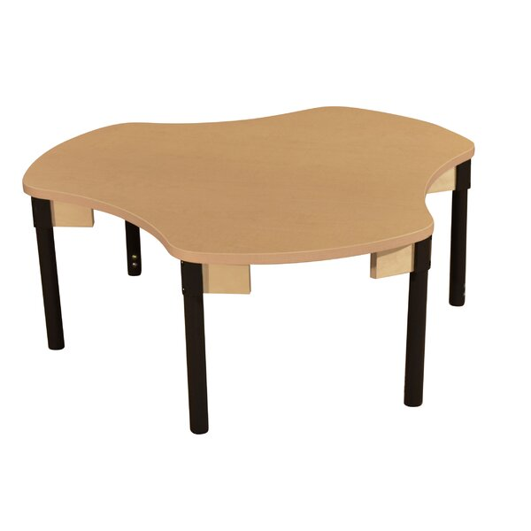 Synergy 48 x 44 Novelty Activity Table by Wood Designs