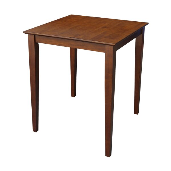 Counter Height Solid Wood Dining Table By International Concepts 2019 Online
