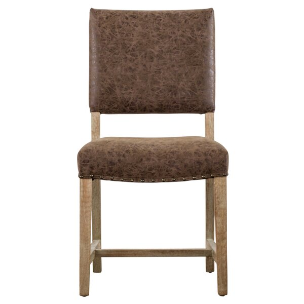 Welling Upholstered Dining Chair (Set of 2) by Gracie Oaks
