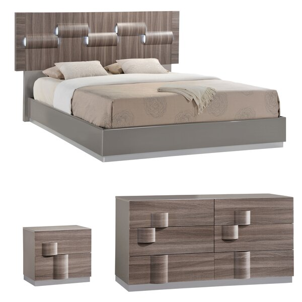 Rutherford Platform Configurable Bedroom Set by Brayden Studio