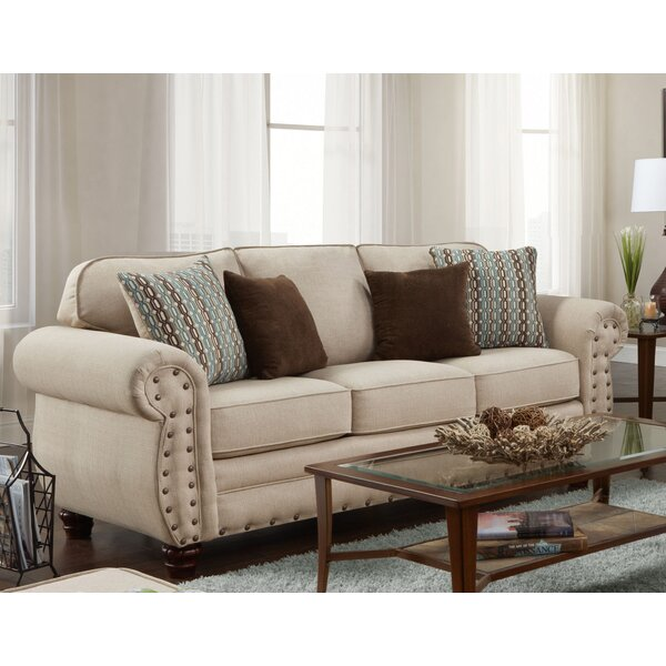 Nice Chic Glasser Sofa by Darby Home Co by Darby Home Co