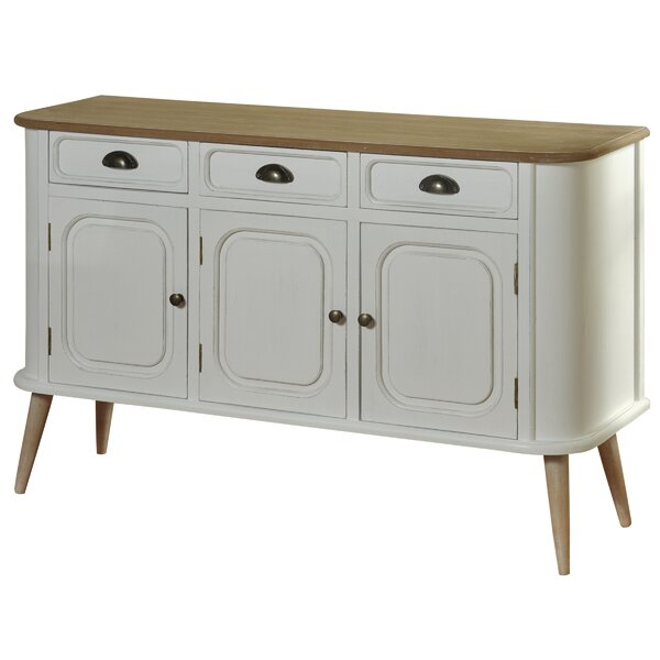 Arwen 3 Drawer Dresser by Highland Dunes