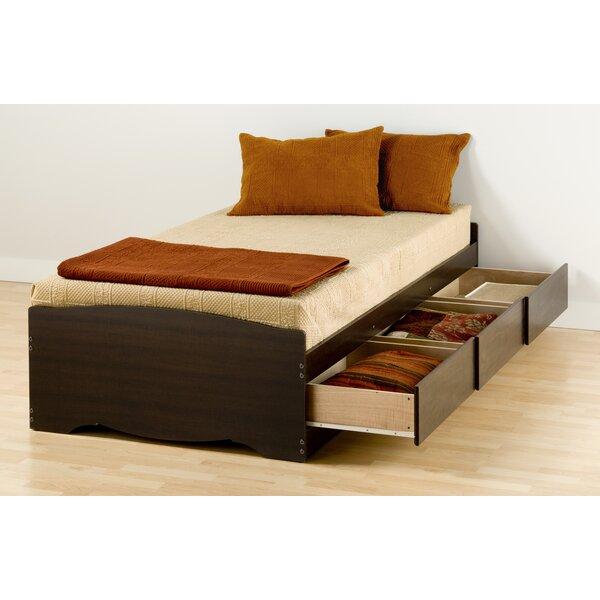 Letha Twin Storage Platform Bed by Viv + Rae