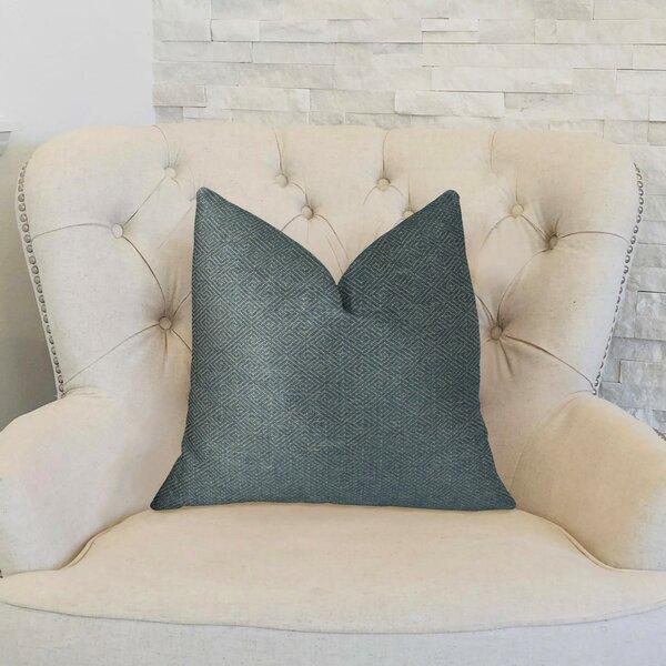 Straight Handmade Luxury Pillow by Orren Ellis