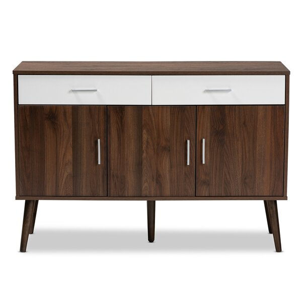 Tignall 47.24'' Wide 2 Drawer Buffet Table by George Oliver George Oliver