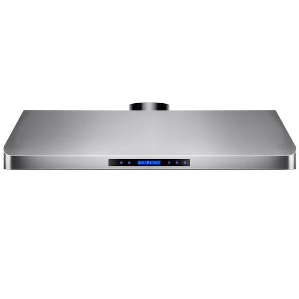 54 492 CFM Ducted Under Cabinet Range Hood by AKDY