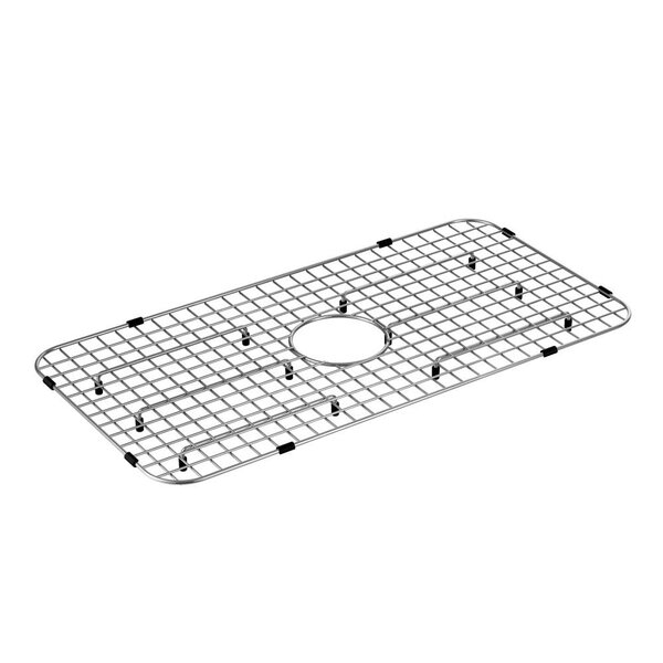 Moen® 14 x 27 Stainless Steel Bottom Sink Grid by Moen