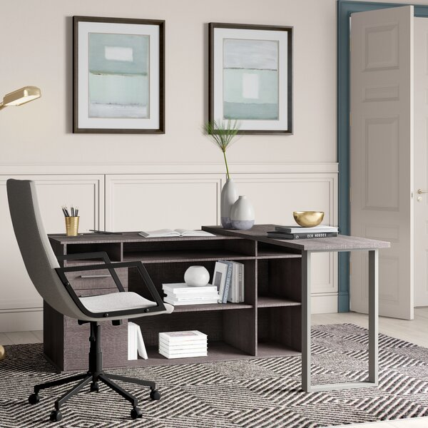 Alves Reversible L-Shape Desk