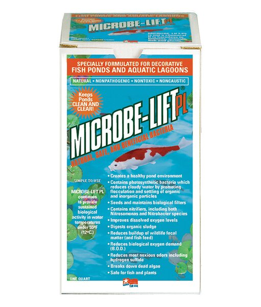 Microbe Lift PL Bacteria for Watergardens by Ecological Laboratories