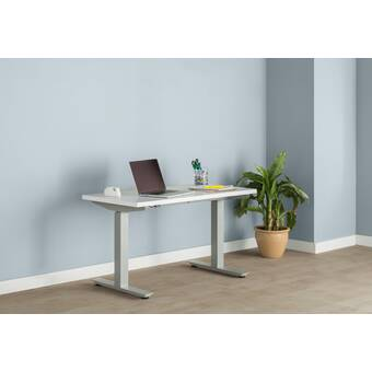 Michael Amini State St Glass Desk Wayfair