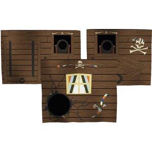 Textiles Pirate Curtain by FLEXA