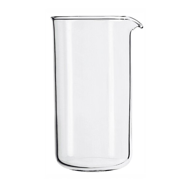 French Press Glass Beaker by Crucial